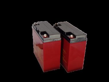 Suljettu High-rate AGM-VRLA akku/20Ah/181x77x167/T3