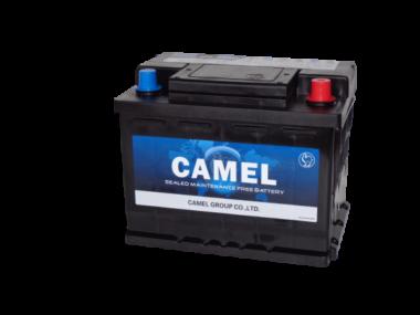 Käynnistysakku CAMEL OEM/62Ah/520A/242*175*190/B3