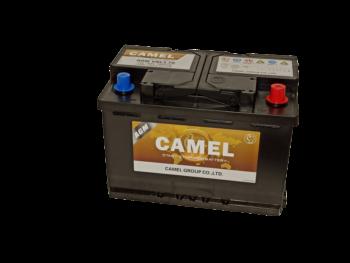 Käynnistysakku CAMEL OEM AGM/70Ah/760A/278*175*190/B13/-+