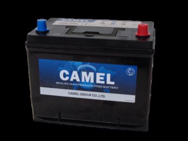 Käynnistysakku CAMEL OEM/80Ah/670A/260*172*222/B7/-+